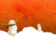 hóemberes kép